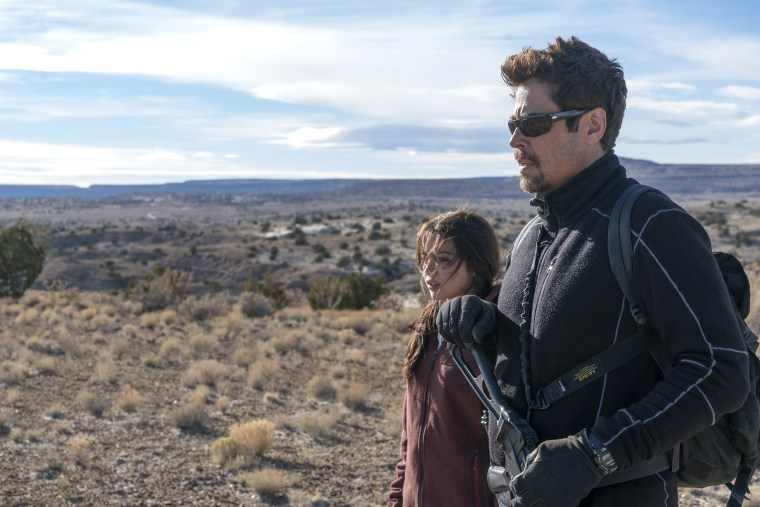 Image: Benicio Del Toro, Isabela Moner