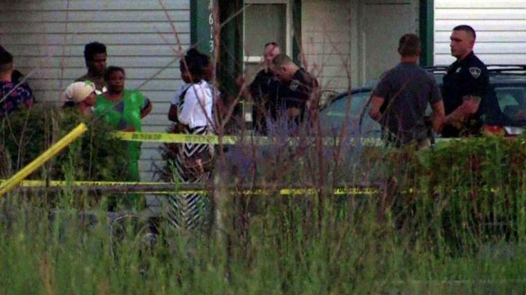 Image: Idaho stabbing