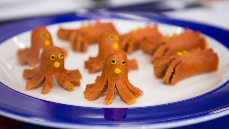 Octo- and Crab-Dogs