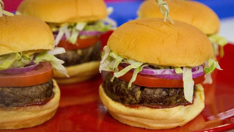 Hands-Off Burger Patties