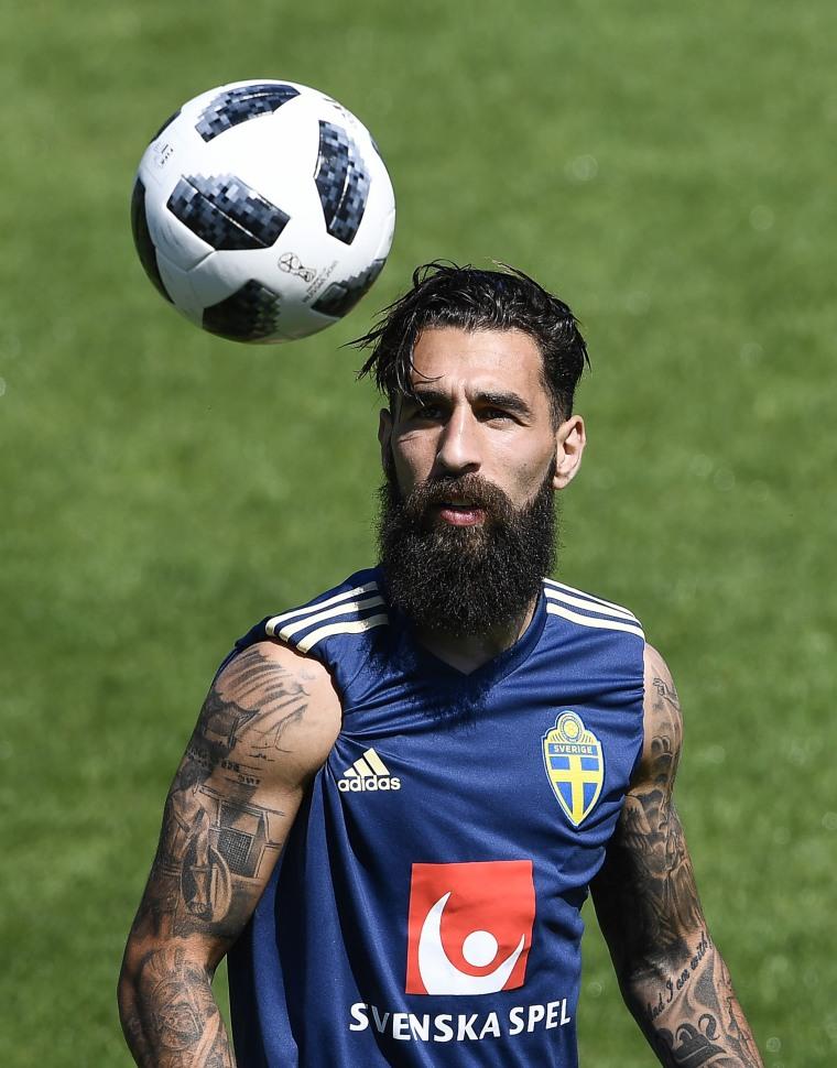 Jimmy Durmaz, 2018 FIFA World Cup Russia