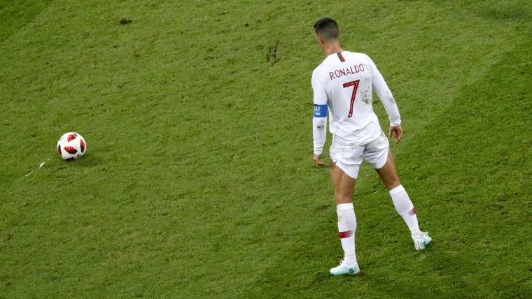 Cristiano Ronaldo, 2018 FIFA World Cup Russia