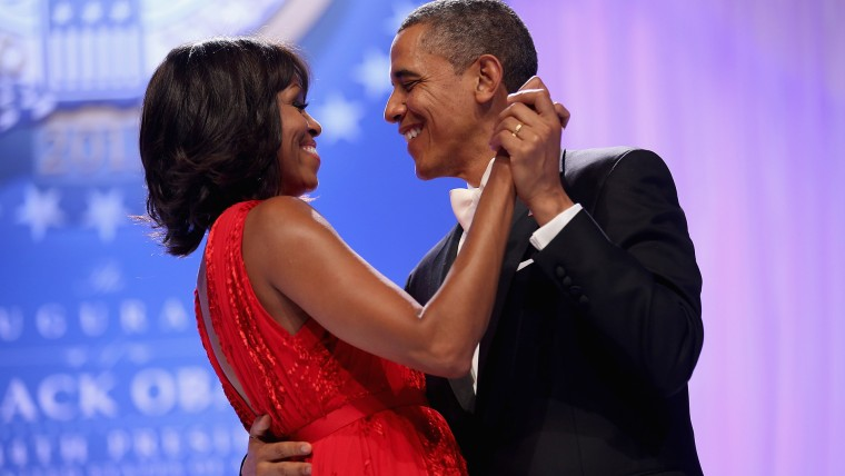 Barack Obama, Michelle Obama, Love Advice