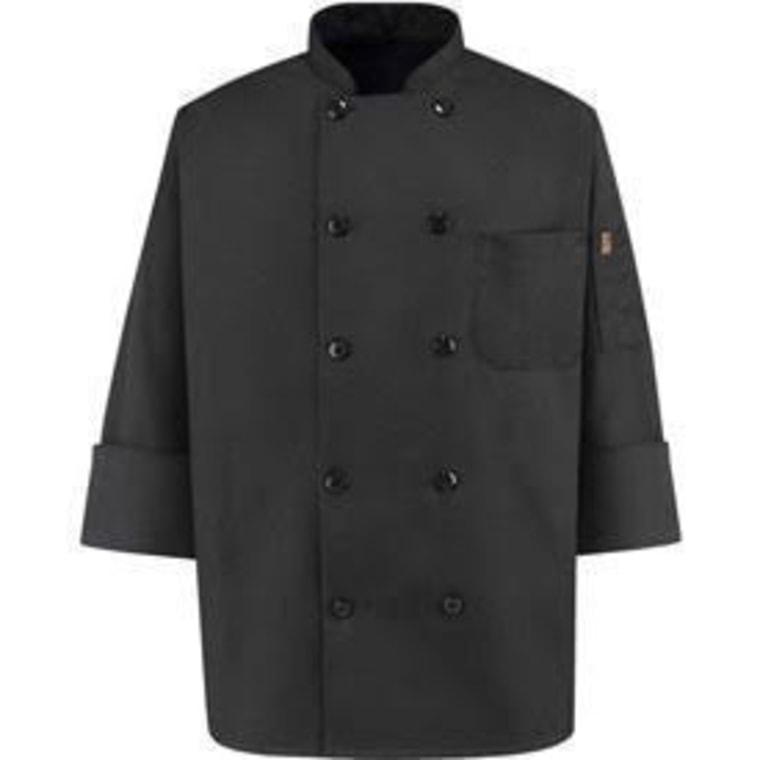 Chef Designs Custom Embroidered Classic Chef Coat