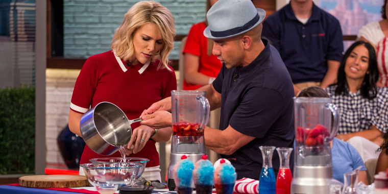 Megyn Kelly, 4th of July, Cocktails