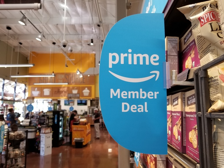 Prime Members Whole Foods