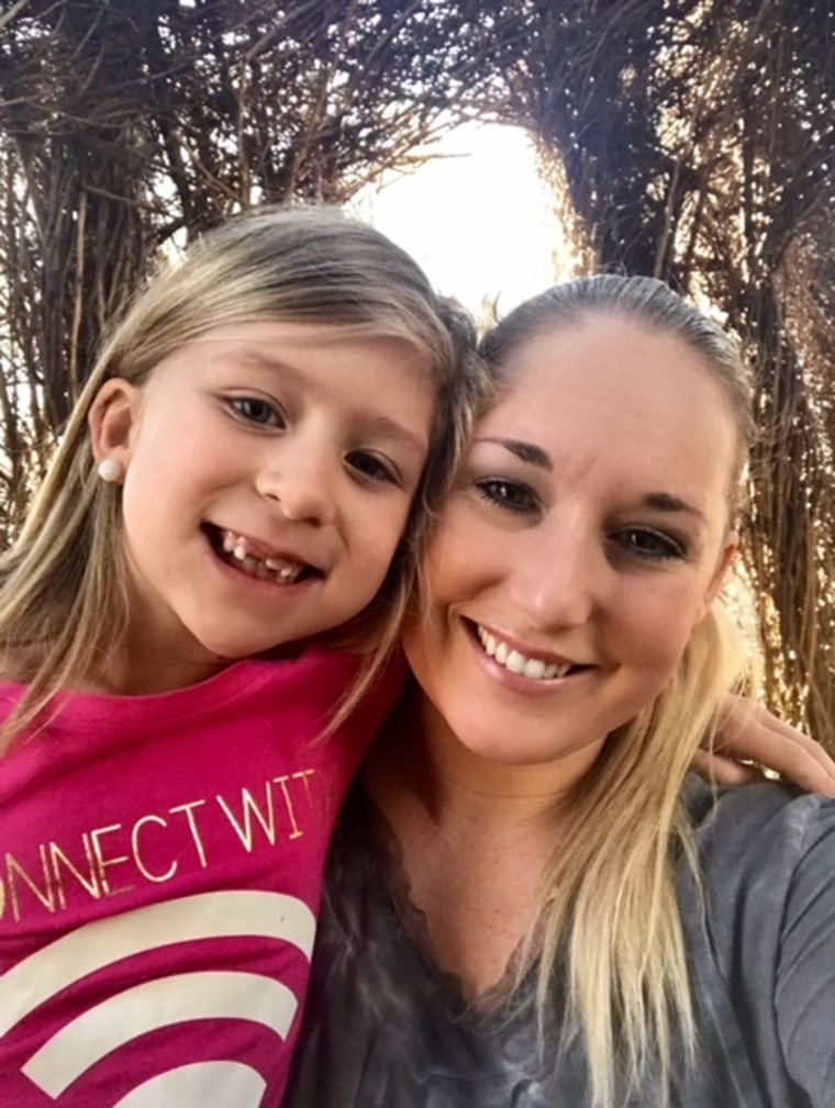 Raleigh, North Carolina mom Amber Petersen, wants other kids like her daughter Brooklyn, 7, to be safe while playing Roblox.