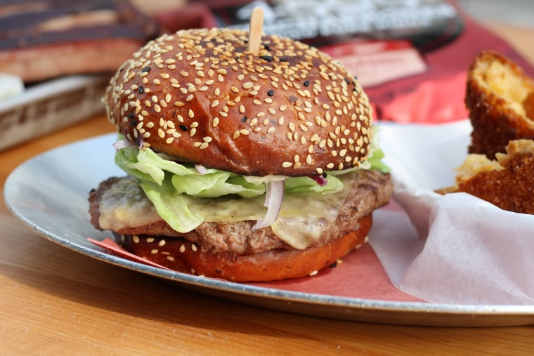 Best Burgers in the U.S: 4505 Burgers & BBQ, San Francisco