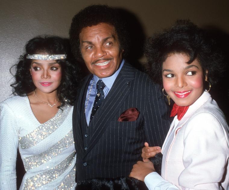 Janet Jackson, Joe Jacvkson, LaToya Jackson