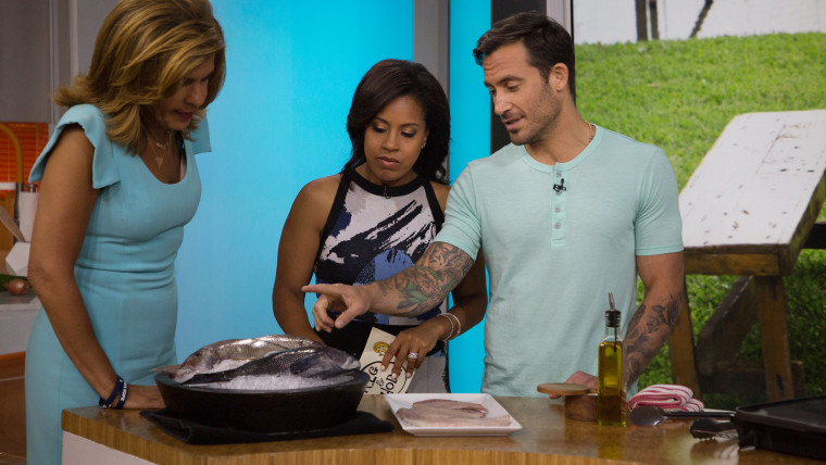 Chefs Michael Chernow, Anthony Scotto and Jocelyn Delk Adams share six of their best summer cooking hacks with TODAY Food for grilled fish, whipped cream and more.