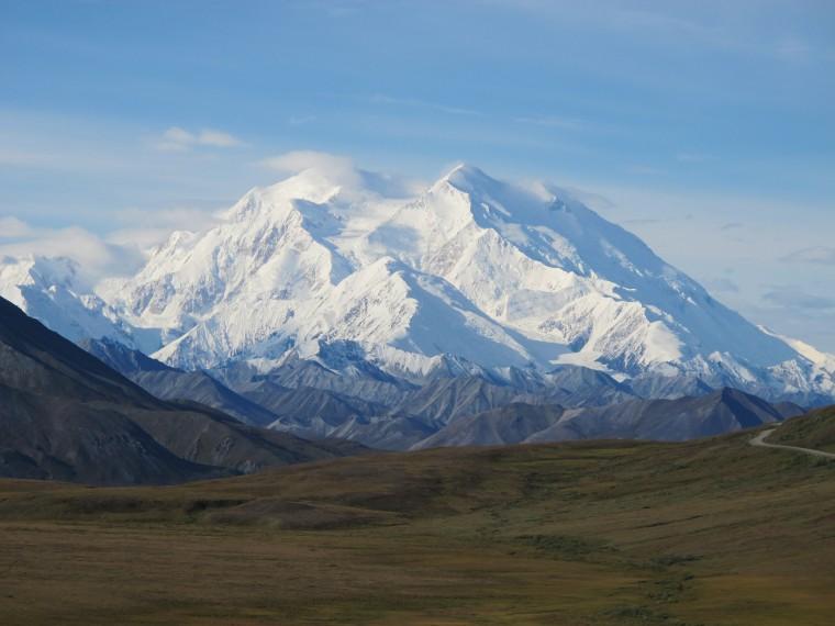 Denali National Park, Mt. McKinley, Alaska