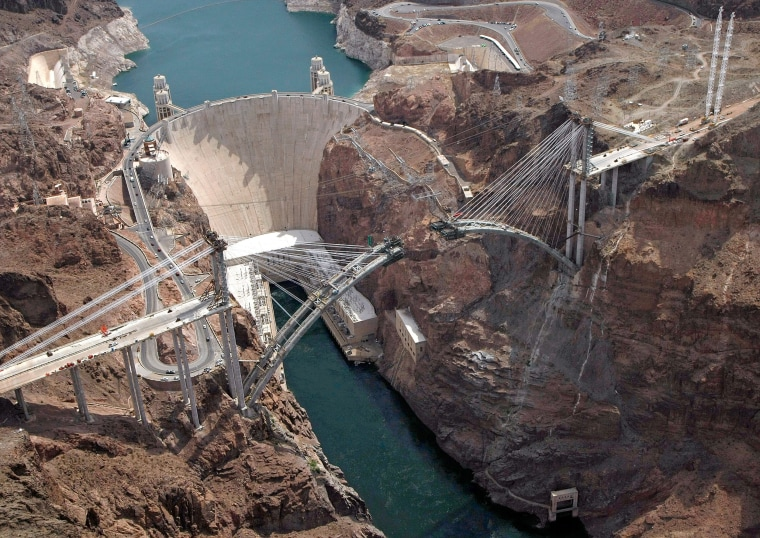 Hoover Dam, Red Rock Canyon, Nevada