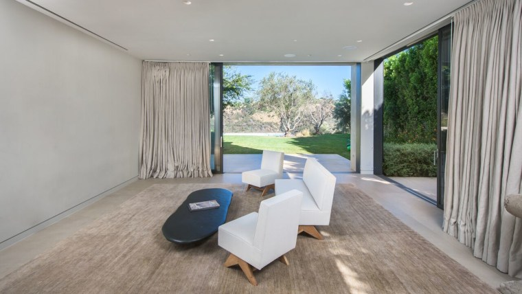 Kim Kardashian and Kanye West former Bel-Air home for sale