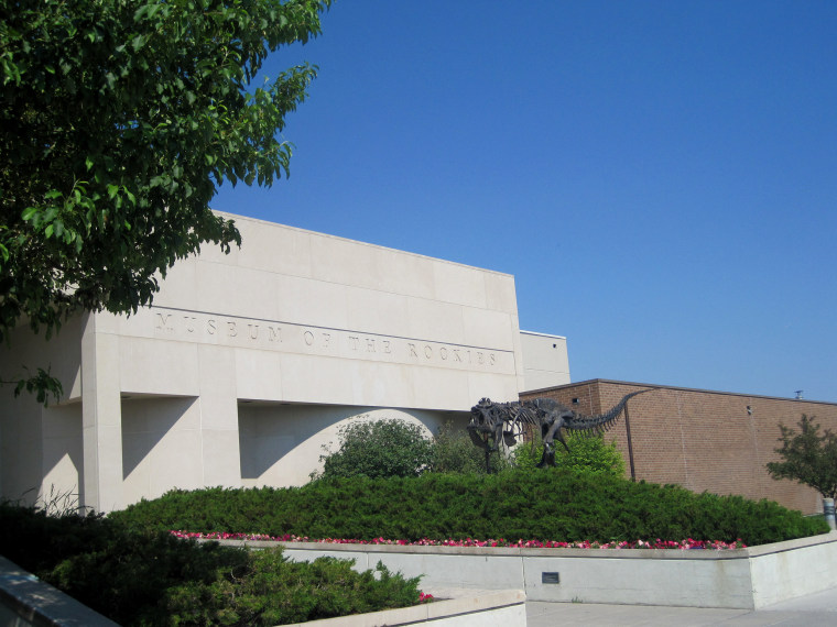 Museum of the Rockies, Bozeman, Montana