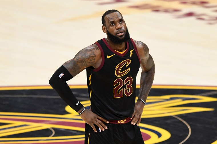 48865497b33 Lebron James  decision to leave the Cavaliers for the Lakers isn t ...