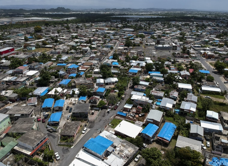 Judge Extends Fema Temporary Housing For Puerto Ricans Displaced