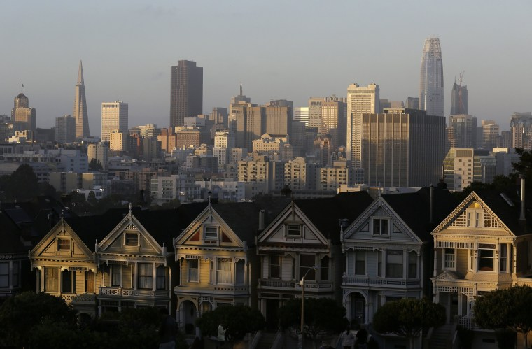 San Francisco S Housing Crisis Puts Pressure On Historic