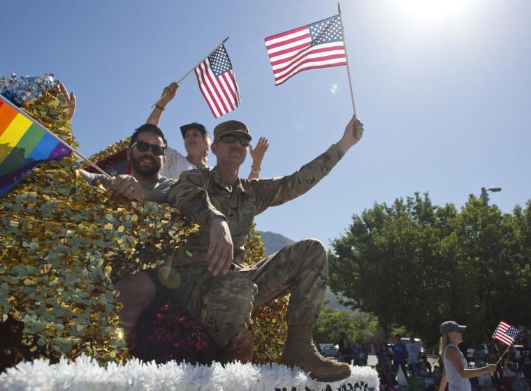 Image: Fourth of July celebrations Provo, Utah
