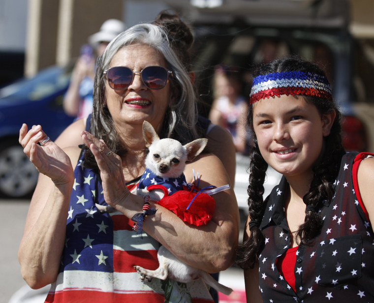 Image: Fourth of July celebrations Odessa Texas