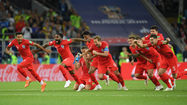 Image: BESTPIX Colombia v England: Round of 16 - 2018 FIFA World Cup Russia