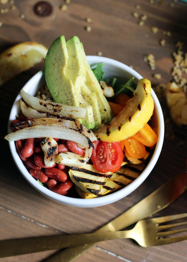Summer Grain Bowl.