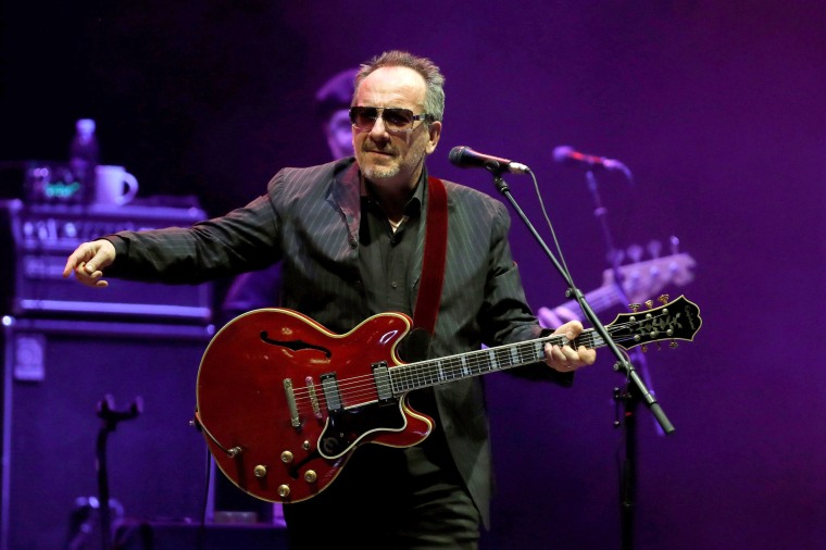 Image: Elvis Costello