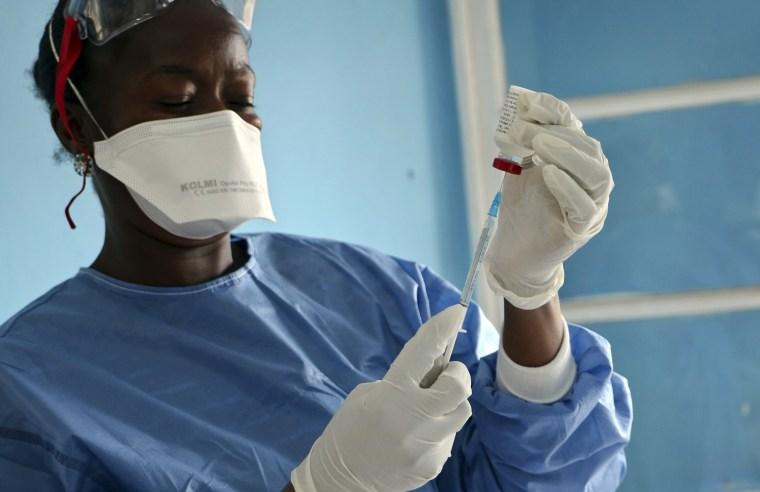 Image: Congo Ebola