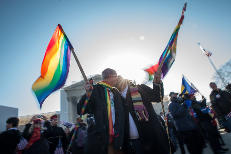 Image: Supreme Court to hear Oral Arguments on Same Sex Marriage