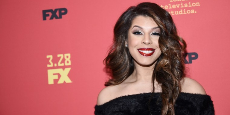 Hailie Sahar says it hasn't been easy building her career as a woman of transgender experience in Hollywood.