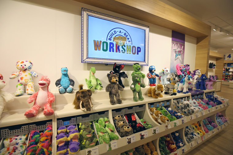 Build-A-Bear Workshop Store At Mall of America