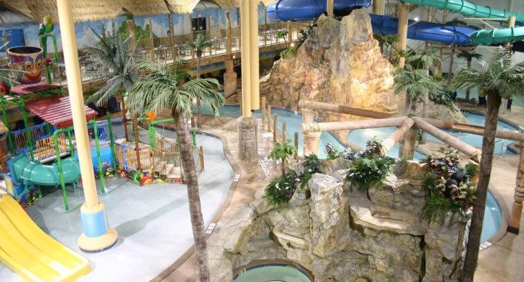 Edgewater Hotel and Waterpark: Branson, Missouri