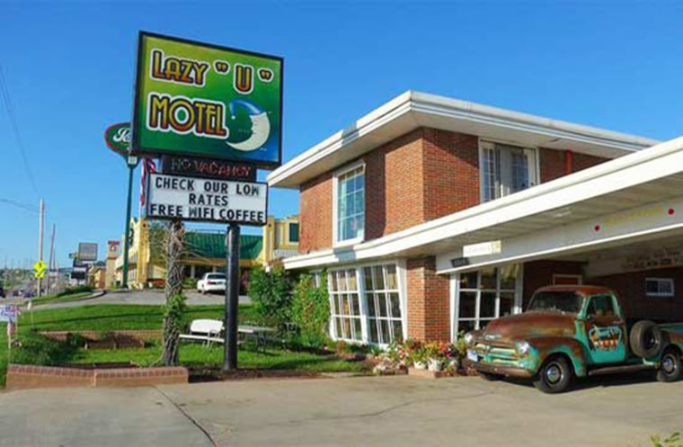 Lazy U Hotel, Family Travel Guide, South Dakota