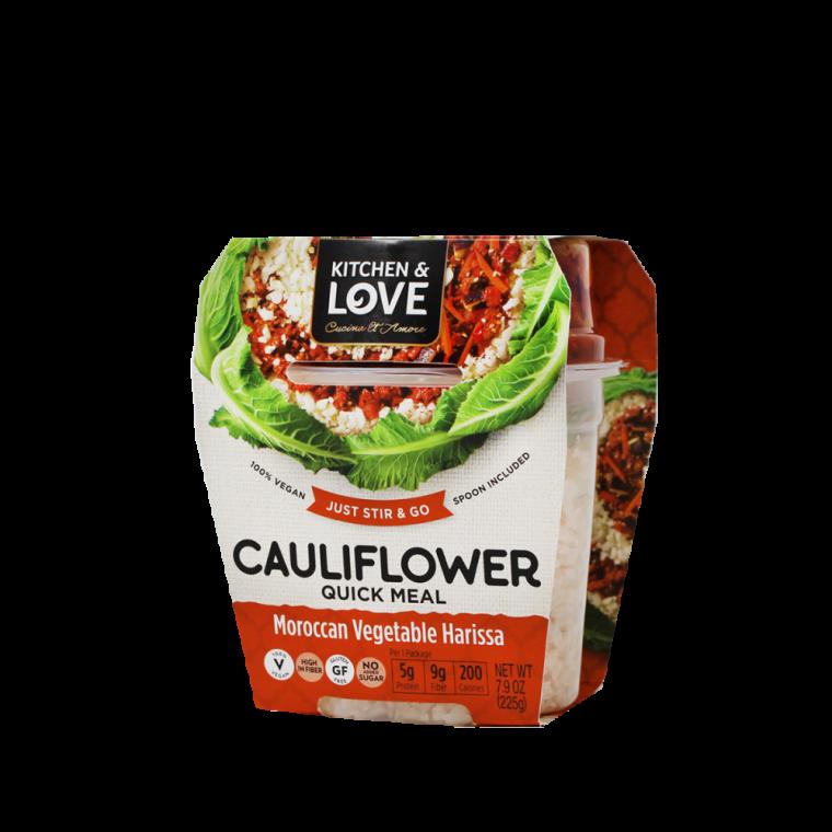 Kitchen & Love Cauliflower Quick Meal