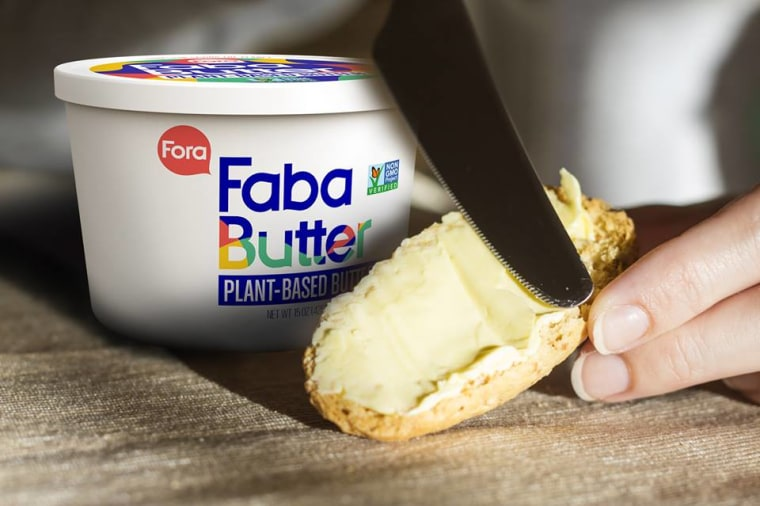 Fora Faba Plant-Based Butter