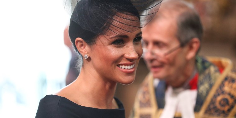 Duchess Meghan is obsessed with this style of dress.