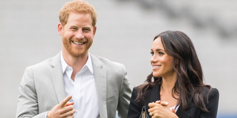 The former Meghan Markle rocked four gorgeous outfits during her trip to Ireland.