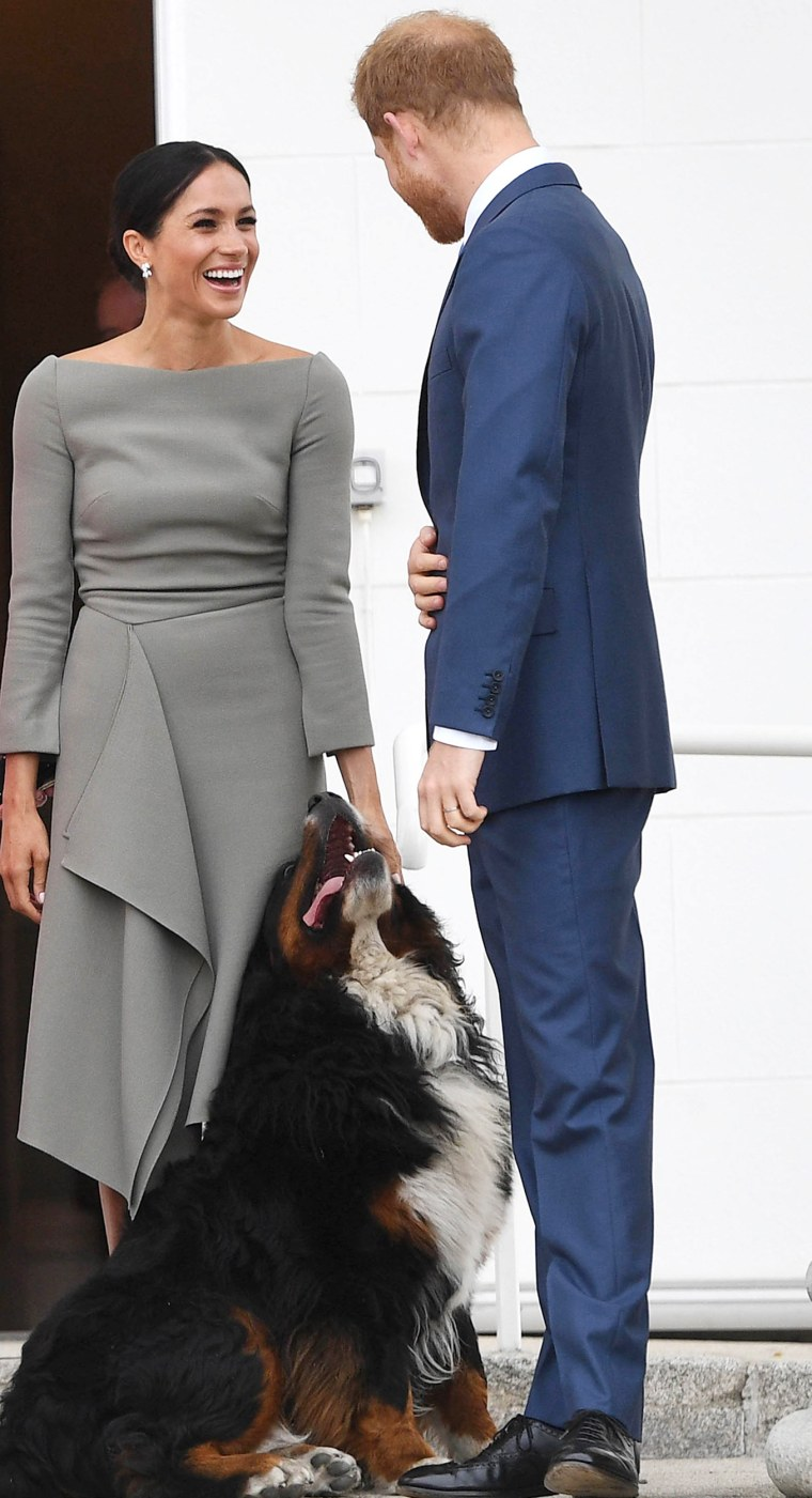 Image: The Duke And Duchess Of Sussex Visit Ireland