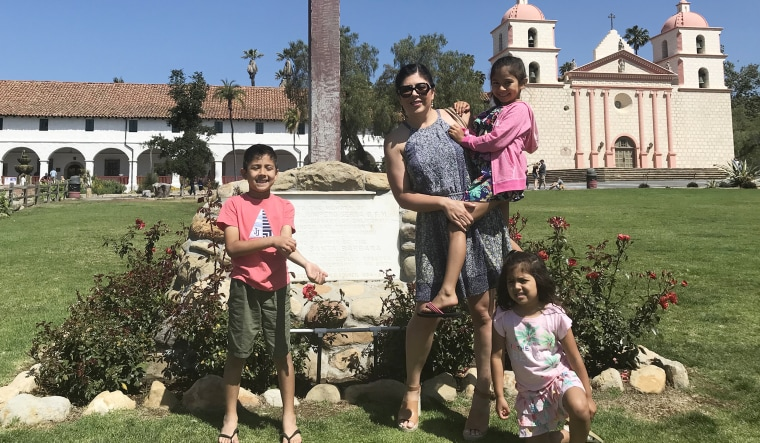 For 17 years, Roxana Muro worked as an immigration attorney. She's joining her friend, Angelina Chen, at the border to help immigrants trying to enter the country legally.
