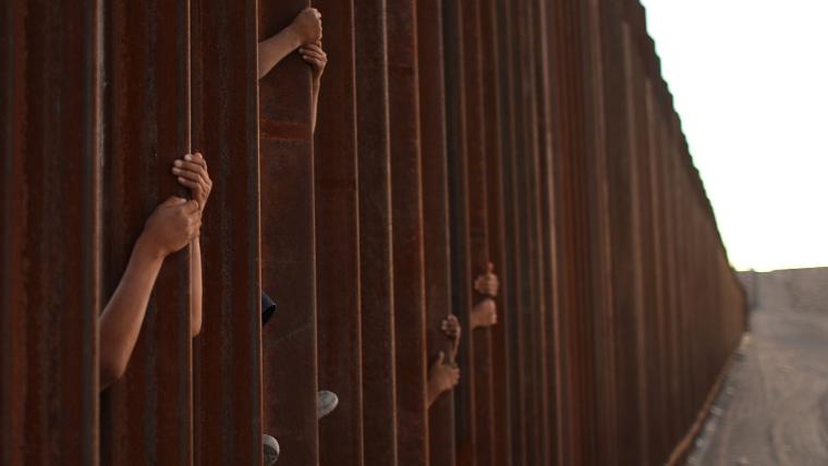 U.S./Mexican border fence