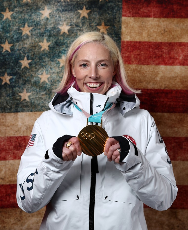 The Today Show Gallery of Olympians, Kikkan Randall, Breast Cancer, Olympics