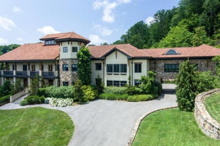 Kristin Cavallari and Jay Cutler Nashville home