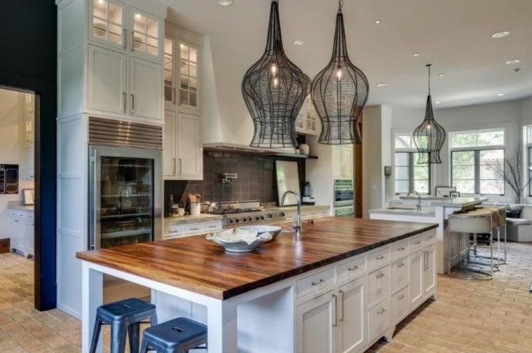 Kristin Cavallari kitchen