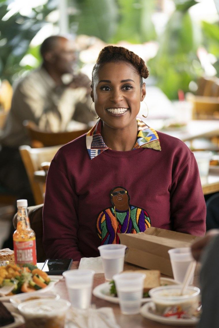 Issa Rae in HBO's Insecurity