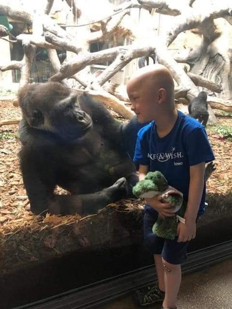 Garrett Matthias, the 5-year-old boy with a unique obituary