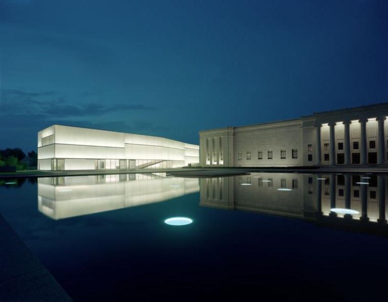 Kansas City, Kansas, Nelson-Atkins Museum of Art