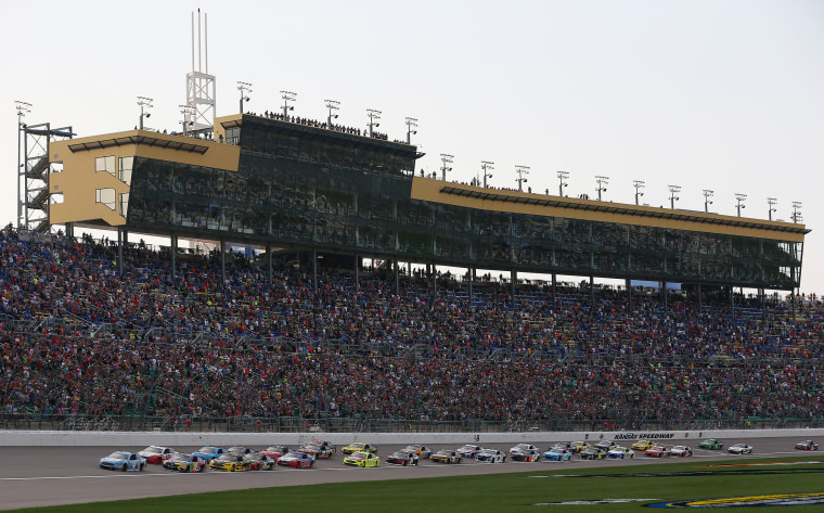 Kansas City, Kansas, Kansas City Speedway