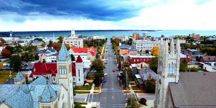 Sandusy, Ohio, Today Travel