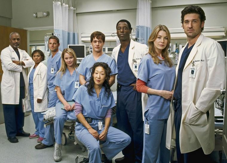 Image: Grey's Anatomy (Season 1)