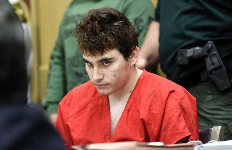 Image: ***BESTPIX*** Court Hearing Held For Parkland School Shooter Nikolas Cruz Held In Broward County Courthouse