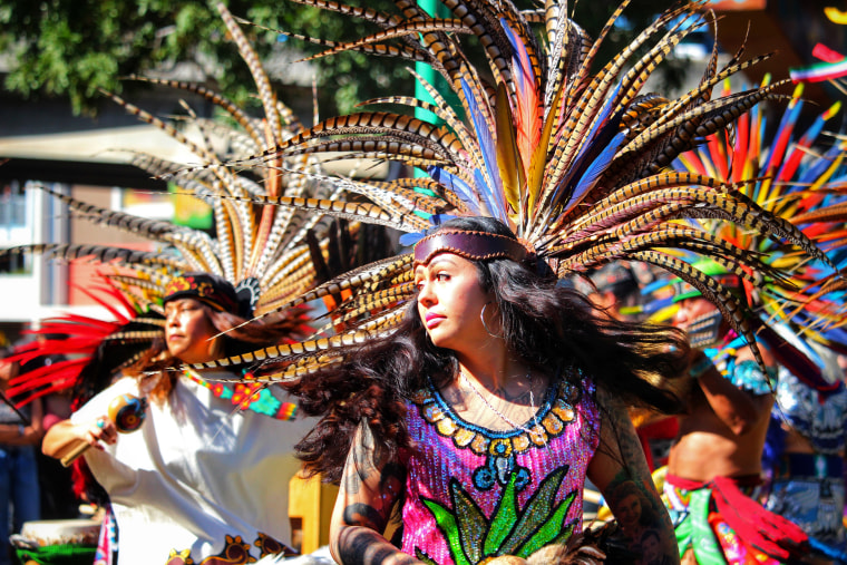 Image: Colorful cultural celebrations found in San Diego's Chicano Park.
